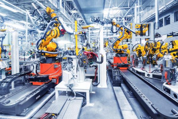 Sicherheitssysteme für die Produktion
