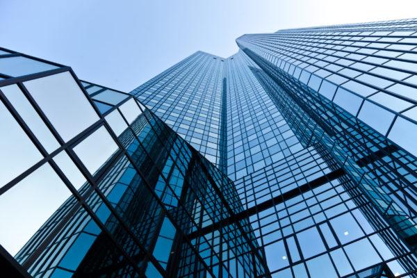 Sicherheitstechnik für Bürogebäude